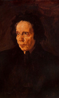 Портрет тетушки Пепы