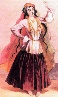 Dancer from Shamakhi
