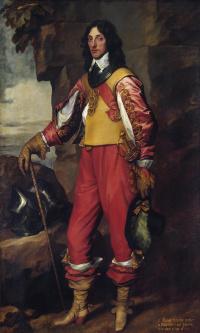 Портрет сэра Томаса Уортона, кавалера ордена Бани