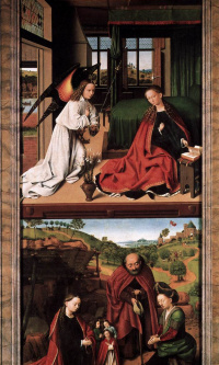 Annunciation and Nativity