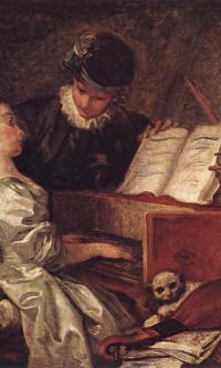 Урок музыки