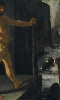 Геракл перегородил реку Алфей