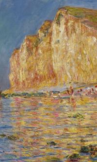 Отлив в Ле-Петит-Даль