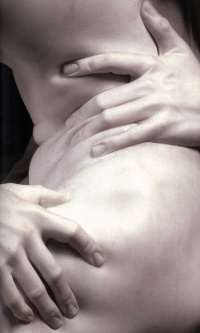 The abduction of Proserpina (detail)