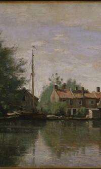 Пейзаж в Голландии