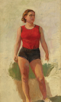 The activities lady