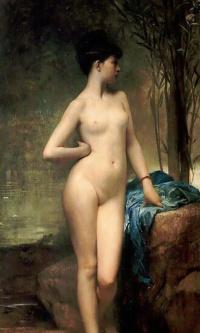 Хлоя.  1875