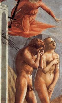 Изгнание Адама и Евы из земного рая