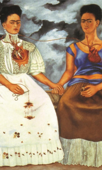 Two Fridas
