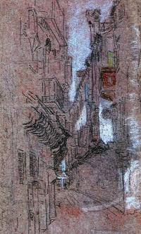 Улица в Венеции