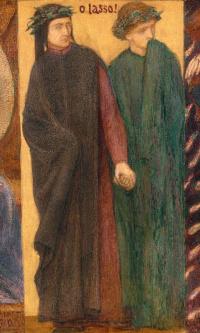 Paolo and Francesca da Rimini. Triptych