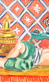 Lying Odalisque