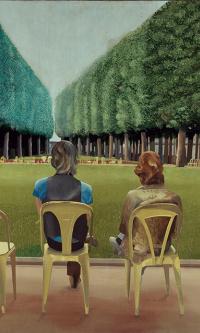 Park of Sources, Vichy