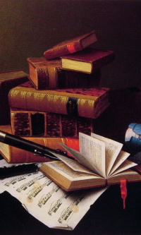 Музыка и литература