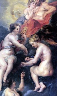 Судьба Марии Медичи