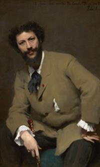 Portrait Of Carolus Duran