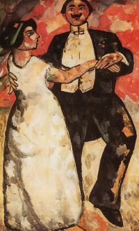 Argentine polka