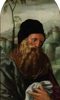 Святой Иосиф Аримафейский