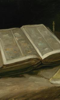 Натюрморт с Библией