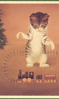 Игрушечная железная дорога