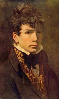 Портрет художника Жана Огюста Доминика Энгра