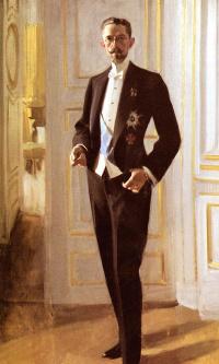 King Gustav Fifth