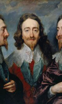 Тройной портрет Карла I, короля Англии