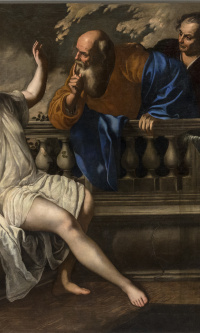 Susanna and the Elders (co-authored with Onofrio Palumbo)