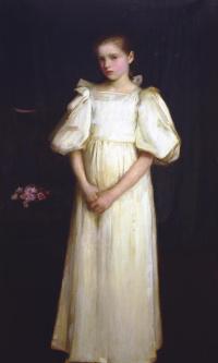 Portrait Of Phyllis Waterloo