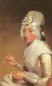 Portrait of Mrs. Richard Yates