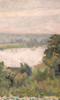 Сена близ Вернона