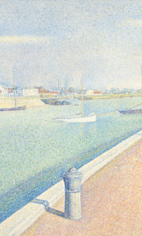 Port to Rawlins, towards the sea