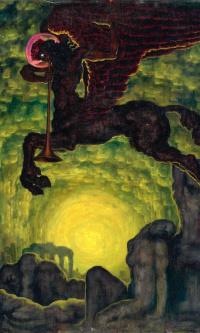 Мистический зов. 1924
