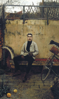 Ramon Casas in Paris