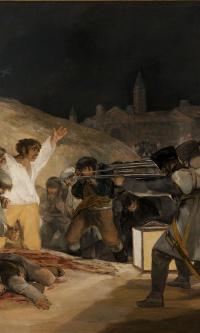 Расстрел повстанцев 3 мая 1808 года в Мадриде