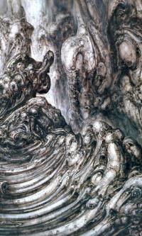 Terrain of planetoid LV-426