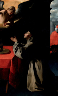 Prayer of St. Bonaventure on the election of the new Pope