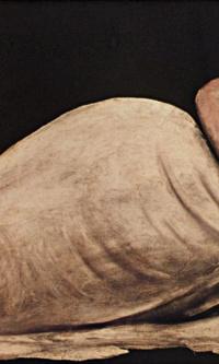 Ортачальская красавица. Правая часть диптиха