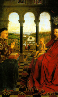 The Madonna of Chancellor Rolin