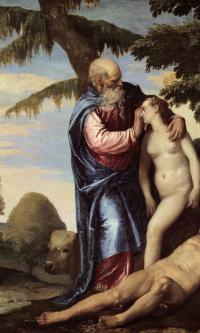 Eve's creation