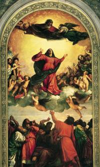 Ассунта (Вознесение Богоматери)