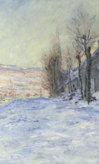 Levacor, sun and snow
