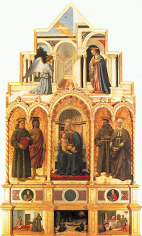 Polyptych Of St. Anthony