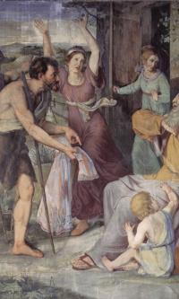 Jacob mourns Joseph