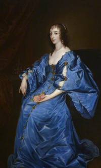 French Henrietta Maria, Queen of England