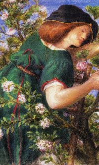Садовница (Весна)
