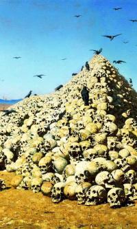 The apotheosis of war