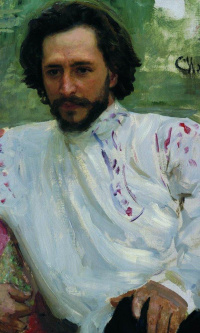 A Portrait Of Leonid Andreev