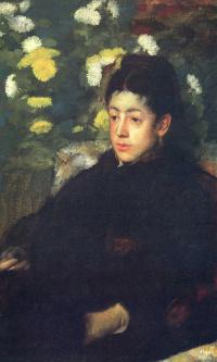 Портрет мадемуазель Мало