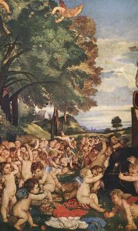 The Worship Of Venus